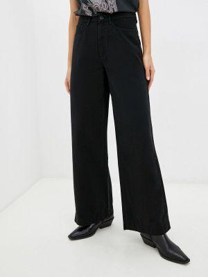 Прямые джинсы - черные Q/s Designed By