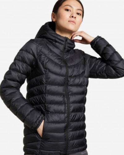 Утепленная куртка - черная Outventure