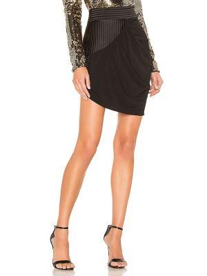 Czarna spódnica mini Zhivago