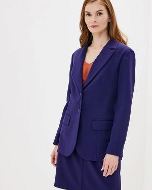Юбочный костюм фиолетовый Self Made