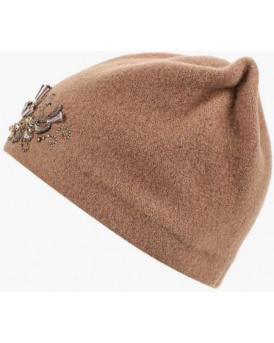 Бежевая шапка осенняя Avanta