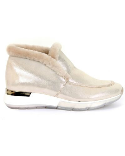 Ботинки молочные Helena Soretti
