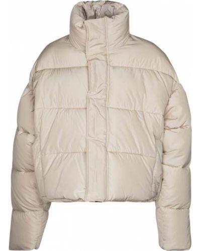Дутая куртка - белая Balenciaga