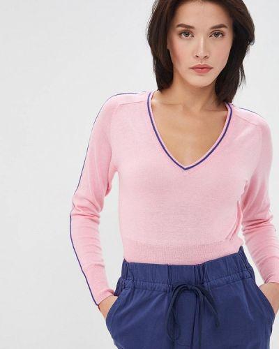 Пуловер розовый Silvian Heach