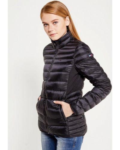 Джинсовая куртка - черный Tommy Hilfiger Denim