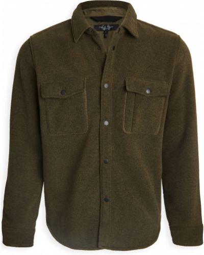 Zielona koszula z długimi rękawami Rag & Bone