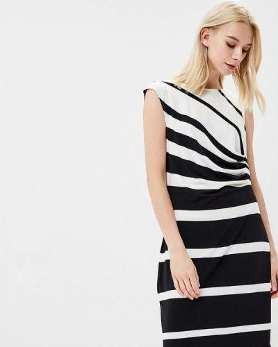 Черное платье весеннее Iwie
