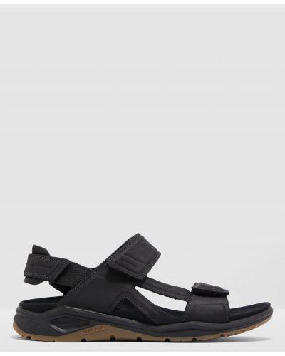 Повседневные текстильные открытые сандалии Ecco