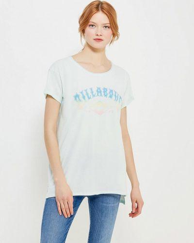 Бирюзовая футболка Billabong