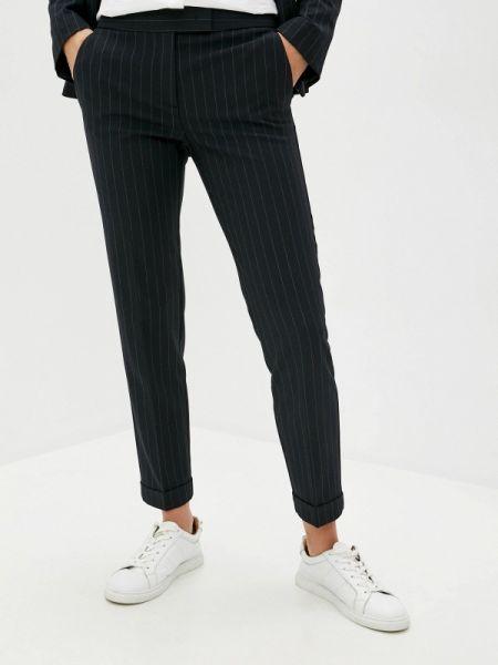 Классические синие классические брюки Max&co