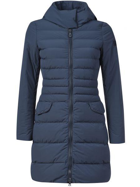 Куртка осенняя синий Peuterey