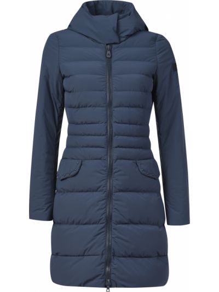 Синяя куртка Peuterey