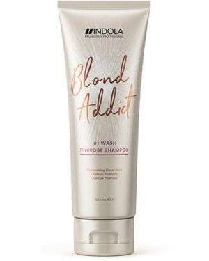Шампунь для волос розовый Indola