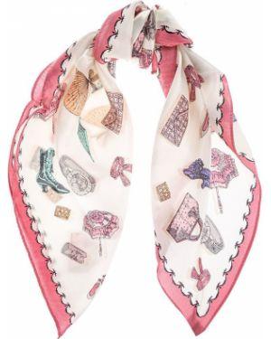 Платок шелковый из шелка Eleganzza