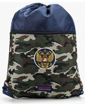 Рюкзак рюкзак-мешок хаки Atributika & Club™