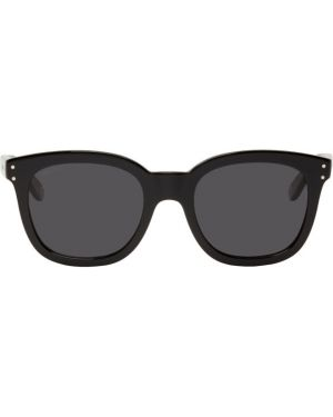 Okulary przeciwsłoneczne czarny srebro Gucci