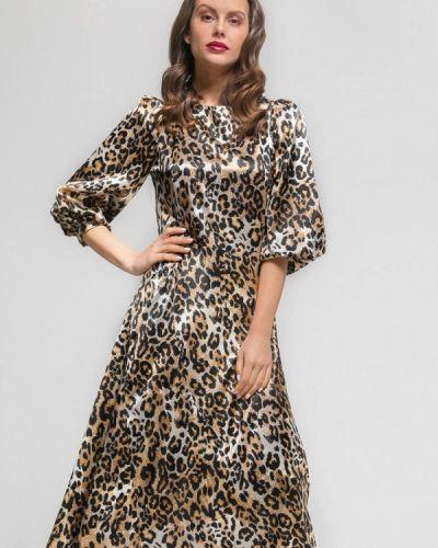 Разноцветное платье Yulia'sway
