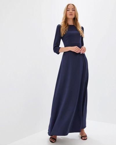 Вечернее платье - синее D&m By 1001 Dress