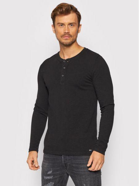 Czarna bluza Tigha