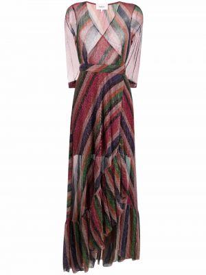Платье макси длинное - красное Ba&sh