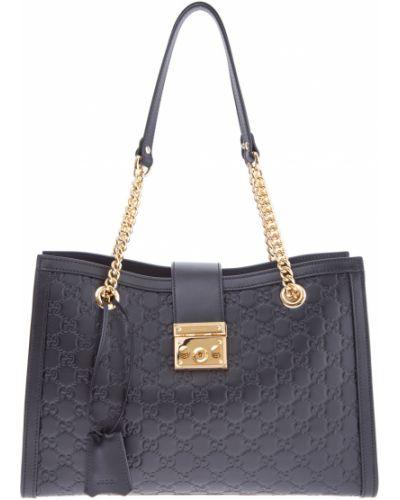 Кожаный сумка на цепочке бархатная Gucci