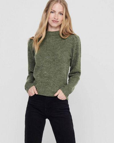 Зеленый свитер Jacqueline De Yong