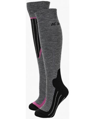 Серый носки набор Icepeak