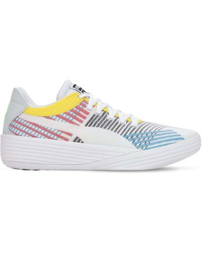 Białe sneakersy Puma Select