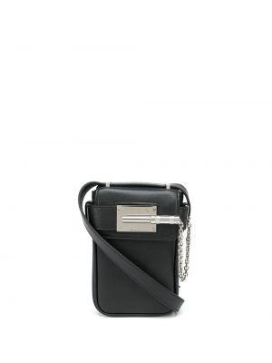 Черная сумка на плечо Amiri