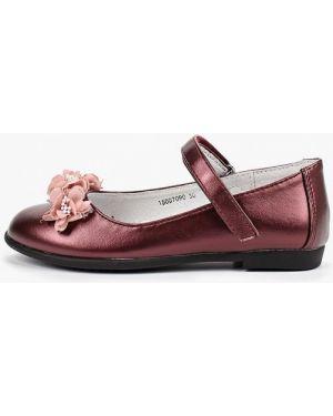 Туфли красные бордовый T.taccardi