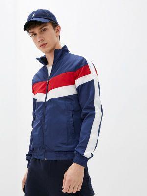 Синяя легкая куртка Terance Kole