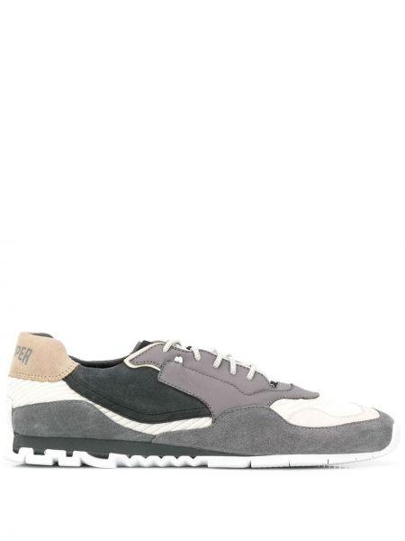 Тонкие кроссовки на каблуке Camper Lab