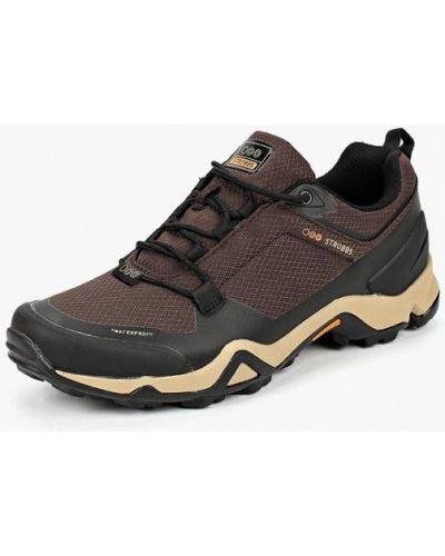 Треккинговые ботинки осенние Strobbs