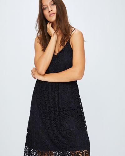 Платье мини с V-образным вырезом на бретелях Only