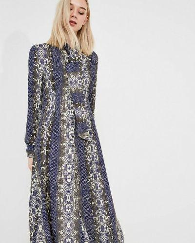 Платье с длинными рукавами Trussardi Jeans
