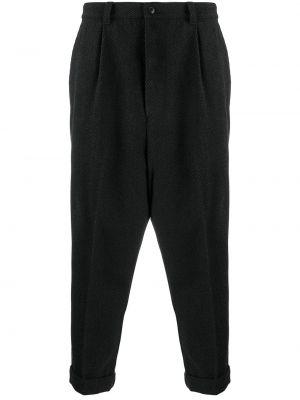 Spodnie wełniane Ami