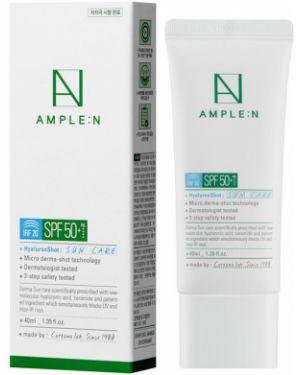 Крем солнцезащитный солнцезащитный Ample:n