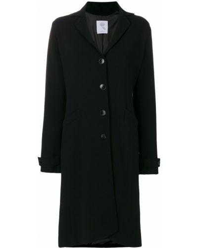 Шерстяное пальто - черное Boule De Neige