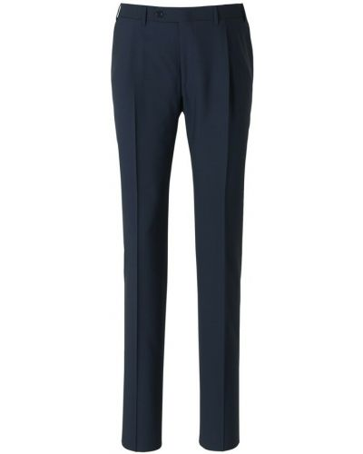 Niebieskie spodnie Canali
