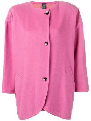 Розовая куртка Emanuel Ungaro Pre-owned