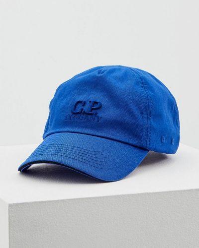 Синяя кепка C.p. Company
