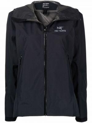 Куртка с капюшоном - черная Arcteryx