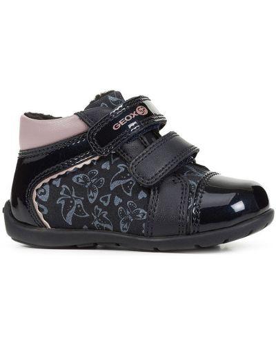 Мокасины синий для обуви Geox