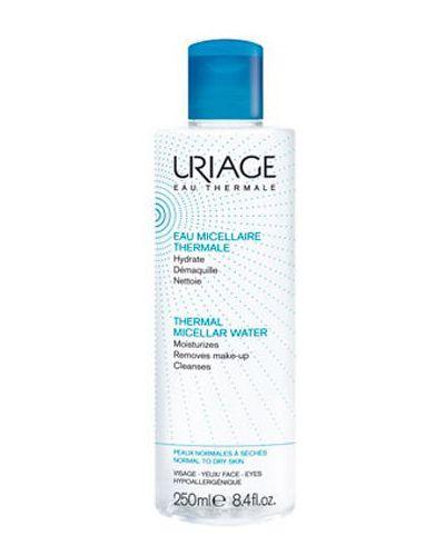Мицеллярная вода кожаный очищающий Uriage