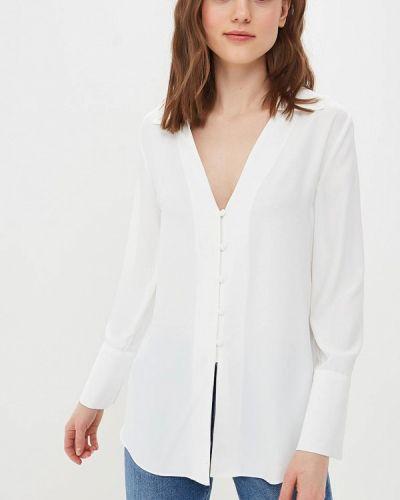 Блузка с длинным рукавом белая River Island