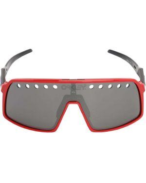 Okulary przeciwsłoneczne dla wzroku szkło czarne Oakley