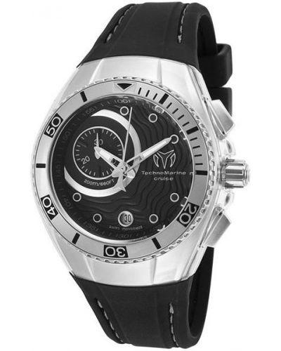 Часы водонепроницаемые швейцарские силиконовые Technomarine