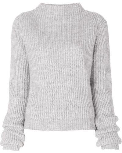 Серый свитер Anine Bing
