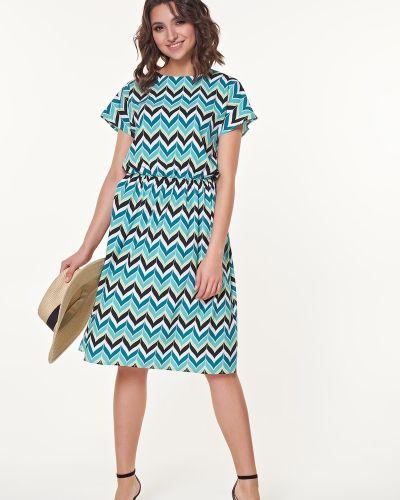 Летнее платье мини платье-сарафан Valentina