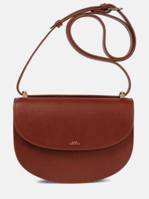 Кожаная сумка A.p.c.